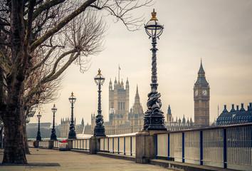 Fototapeta Big Ben i Parlament, Londyn