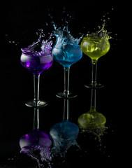 Splash copas