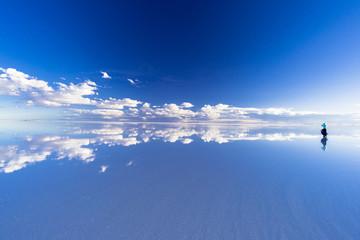 ミラーレイク・ウユニ塩湖の絶景