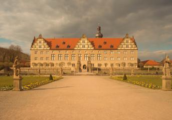 Schlosspark Weikersheim