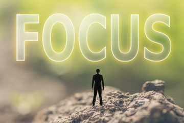 concept of focus