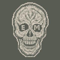 Digital skull 2
