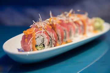 fusion sushi row
