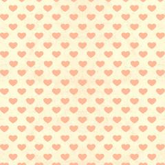Herzen Retro Pattern
