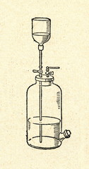 Laboratory gasometer
