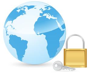 sicheres Internet