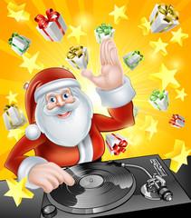Santa Party DJ