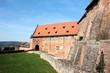Burg Breuberg im Odenwald - Torbau