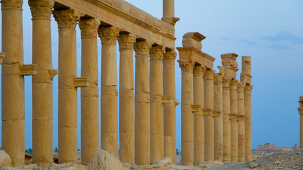Palmyra ancient city