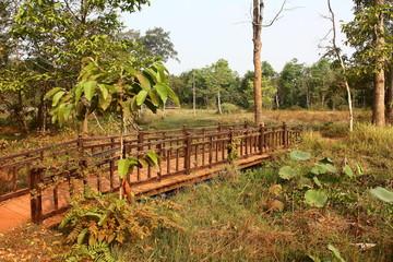 Campagna rossa in Cambogia