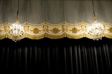 décor de théâtre
