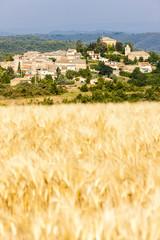 Entrevennes, Provence, France