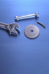 objets divers clé à molette