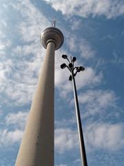 Fernsehturm - Laterne