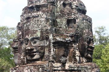 Tempio Bayon Angkor Thom