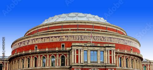 Leinwanddruck Bild Royal Albert Hall - London