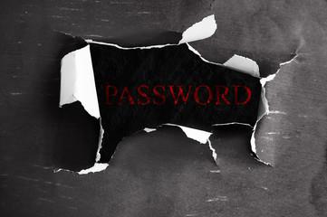 Online password