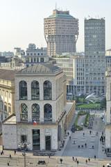 Milano museo del Novecento Piazza del Duomo