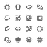 Chips and Microscheme Icons