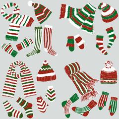 festive knitwear