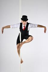 Pole Dancer Markus Schlögl