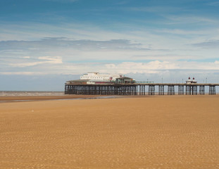 North Pier at Blackpool
