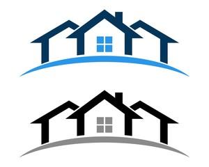 real estate and property logo v.5