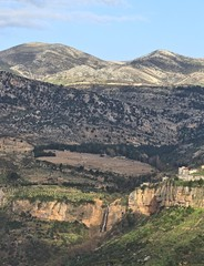 The Lebanon Mountains