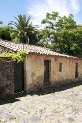 Colonia Del Sacramento - Old Houses In The Historic District