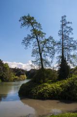 Lago di Villa Doria Pamphilj