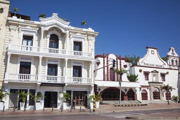 Antiguos teatros de Cartagena