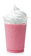 Strawberry milkshake - 81448685