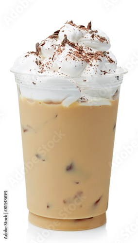 Iced coffee - 81448694