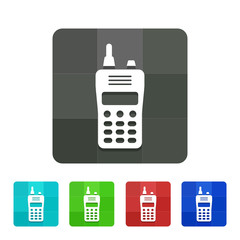 Modern App Button