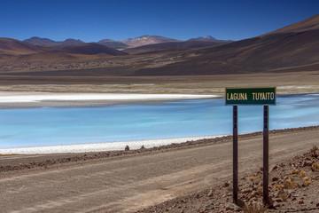 Laguna Tuyaito - Atacama Desert - Chile