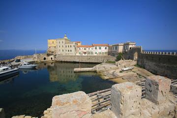 Toscana,Livorno,isola di Pianosa