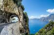 Leinwanddruck Bild - Amalfi Coast, Italy