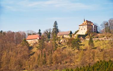 Burg Ramholz bei Schlüchtern