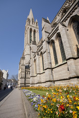 Cathedral of the Blessed Virgin Mary - Truro, Cornwall.