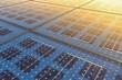 Solar Panel Texture - 81454248