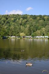 Campingplatz bei Laudenbach am Main