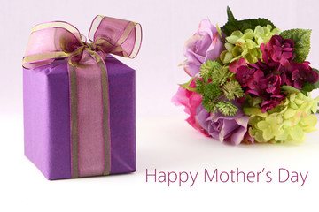 Mother's Day flowers and gift