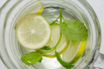 Fresh drink water
