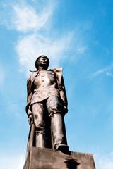 Statue of Felix Dzierzinski