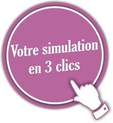 bouton simulation en 3 clics