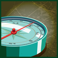 compass east