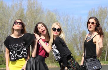 fun girls crazy