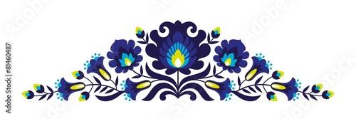 Folk papercuts - Flowers © ancymonic