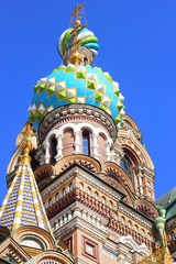 St. Petersburg Church of the Saviour on Spilled Blood