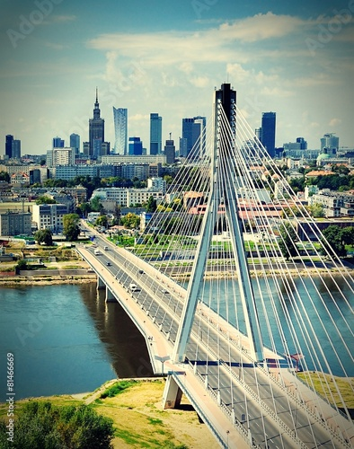 Warsaw.  - 81466669